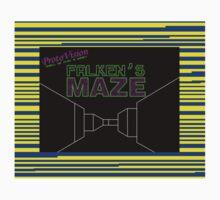 Falken's Maze Kids Tee