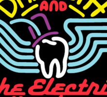 Dr.Teeth and the Electric Mayhem - Color Sticker