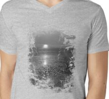 Reflection. Mens V-Neck T-Shirt