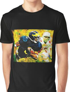 I'm The Man At The Big House Graphic T-Shirt