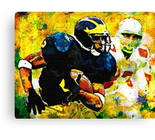 I'm The Man At The Big House Canvas Print