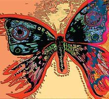 Butterfly  by Meg Ackerman