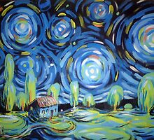 iberian nights by Calgacus