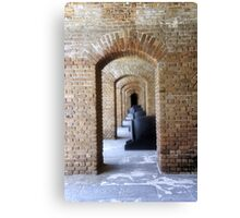 Fort Taylor Canvas Print