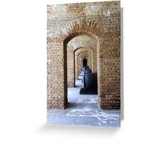 Fort Taylor Greeting Card