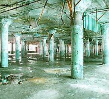 Calcium Deposit by Jennifer Hodney