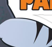 Pigeon Party Sticker