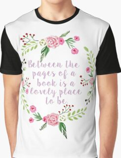 Between the Pages  Graphic T-Shirt