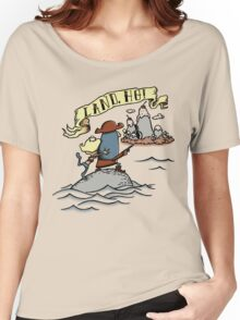Land Ho! Women's Relaxed Fit T-Shirt