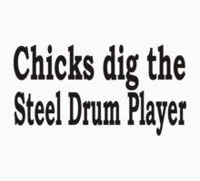 Steel Drum Kids Tee