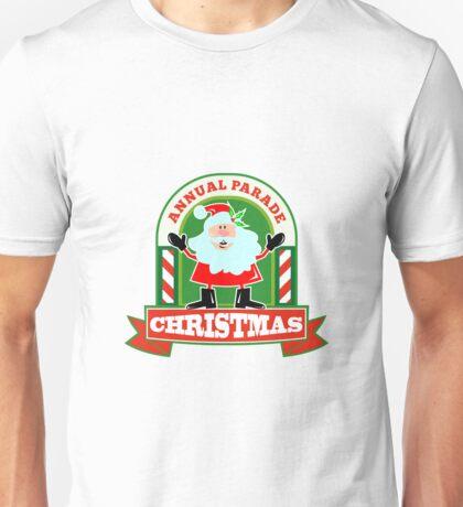 Father Christmas Santa Claus Unisex T-Shirt