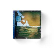 Abstract Photography no. 303 Acrylic Block