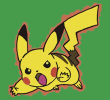 Smash Ball Pikachu by acedia1435