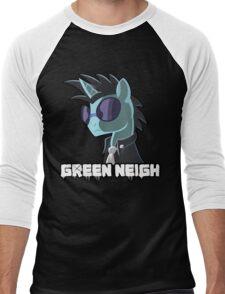 Green Neigh Men's Baseball ¾ T-Shirt