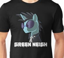 Green Neigh Unisex T-Shirt