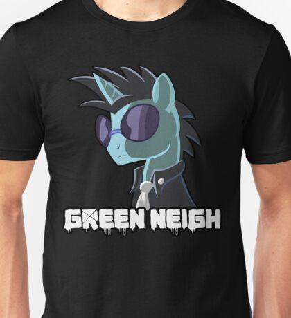 Green Neigh Unisex T-Shirt