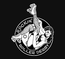 Rockin' Roller Derby Unisex T-Shirt