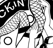 Rockin' Roller Derby Sticker