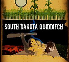 South Dakota Quidditch by Isaac Novak