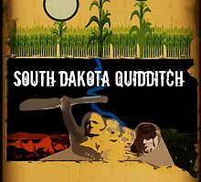 South Dakota Quidditch by Isaac Novak