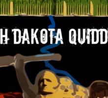 South Dakota Quidditch Sticker