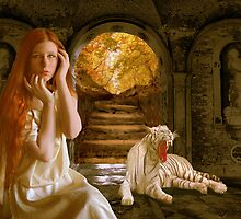 I Dreamed of White Tigers by Shyll