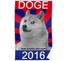 Doge 2016 Poster