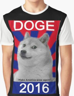 Doge 2016 Graphic T-Shirt
