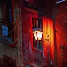 street lamp on quebrada by ezdrifter