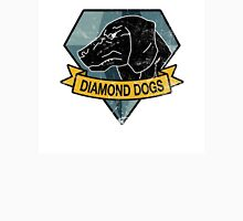 METAL GEAR SOLID - DIAMOND DOGS WHITE T-SHIRT Men's Baseball ¾ T-Shirt