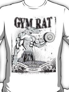 Gym Rat (Male) T-Shirt