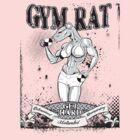Gym Rat (Female) by Robert Cross