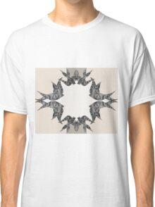 flock line Classic T-Shirt