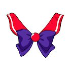 Sailor Mars Bow by Oshiokiyo