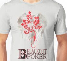 Blackout Poker-Poker Tree Unisex T-Shirt