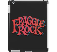 Fraggle Rock - Vintage style in RED Muppet  iPad Case/Skin