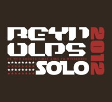 Reynolds - Solo 2012 by M. Dean Jones