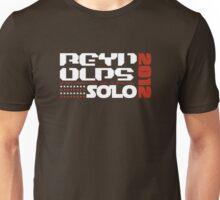 Reynolds - Solo 2012 Unisex T-Shirt
