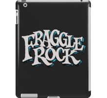 Fraggle Rock Vintage Style in WHITE  iPad Case/Skin