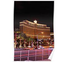 Las Vegas - Bellagio Poster