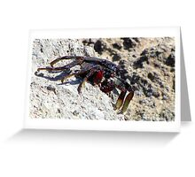 Watch out or I'll catch you! Greeting Card