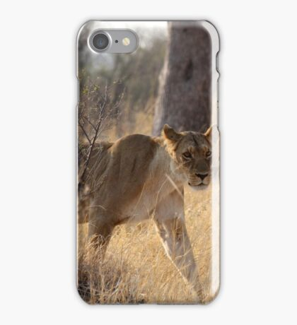 In the tall grass iPhone Case/Skin