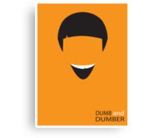 Dumb & Dumber: Lloyd Canvas Print