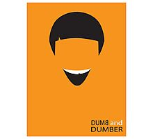 Dumb & Dumber: Lloyd Photographic Print