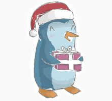 christmas penguin! Unisex T-Shirt