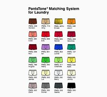 PantsTone Matching System for Laundry Unisex T-Shirt