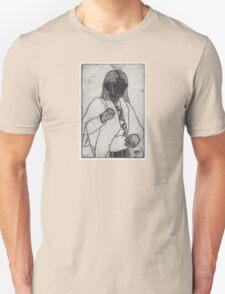 The Faceless Woman Unisex T-Shirt