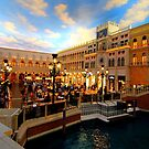 The Venetian, Las Vegas by Pippa Carvell