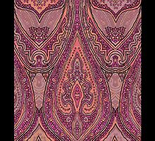 Paisley pattern by ramanandr