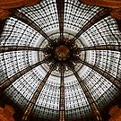 Galleries Lafayette in Paris by CiaoBella